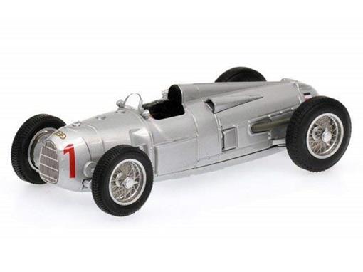 Auto Union: Tipo A - Hans Stuck - GP Winner German (1934) - 1:43