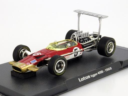 Lotus: Type 49B - Grahan Hill - 1968 - 1:43