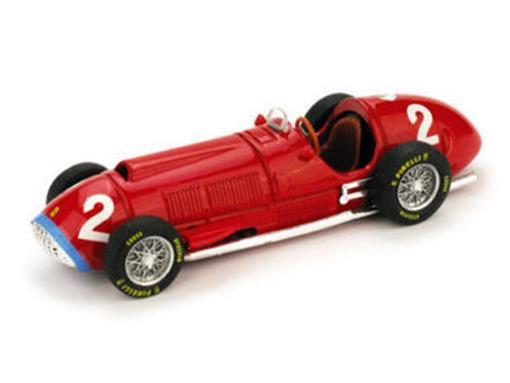 Ferrari: 375 GP Itália - Alberto Ascari (1951) - 1:43
