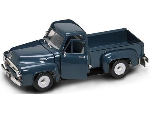 Ford: F-100 Pick Up (1953) - Azul - 1:18