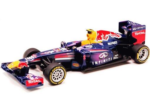 Red Bull Racing Team: RB9 Mark Webber (2013) - 1:32