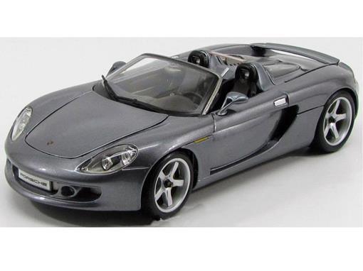 Porsche: Carrera GT - Grafite - 1:18 - Maisto