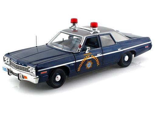 Dodge Monaco: Nevada Police Highway Patrol (1975) - 1:18