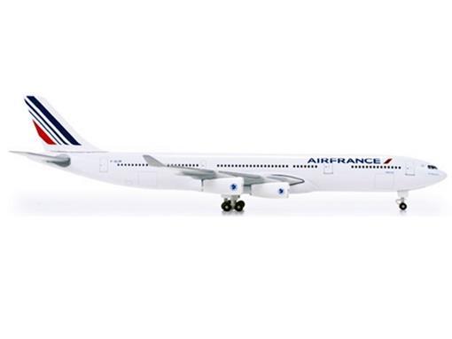 Air France: Airbus A340-300 - 1:500