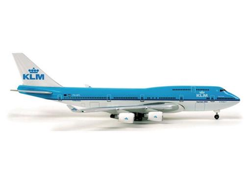 KLM: Boeing 747-400 PH-BFL