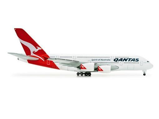 Qantas: Airbus A380-800