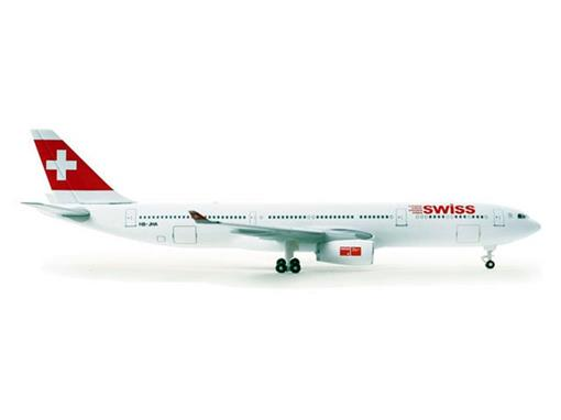 Swiss Airlines: Airbus A330-300 - 1:500