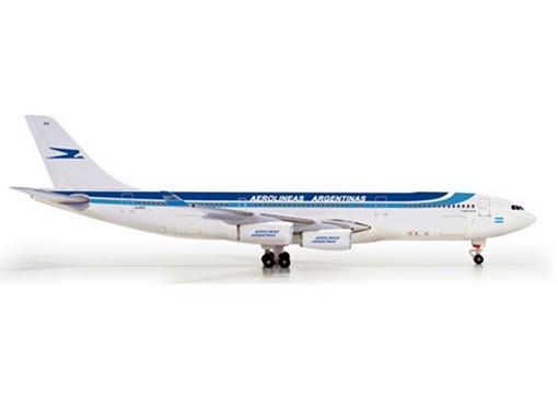 Aerolineas Argentinas: Airbus A340-200 - 1:500