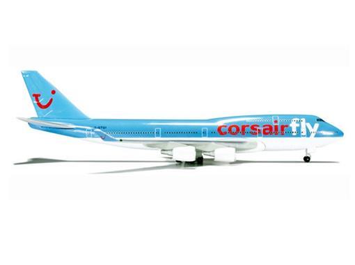 Corsairfly: Boeing 747-400 - 1:500