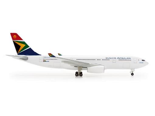 South African Airways: Airbus A330-200 - 1:500