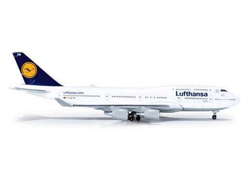 Lufthansa: Boeing 747-400 D-ABTB Brandenburg - 1:500