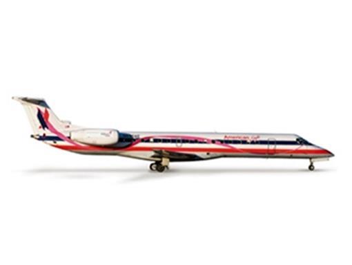 American Eagle: Embraer ERJ-145 - 1:500