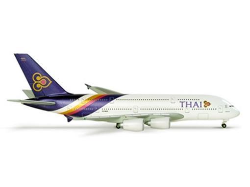 Thai Airways: Airbus A380 - 1:500