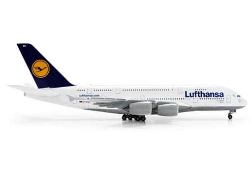 Lufthansa: Aírbus A380-800 - 1:500