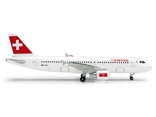 SWISS International Airlines: Airbus A320 - 1:500