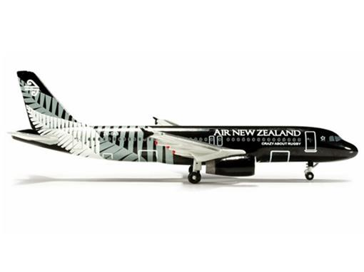 Air New Zealand: Airbus A320