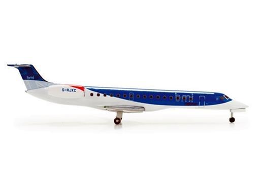BMI Regional: Embraer ERJ-145 - 1:500 - Herpa