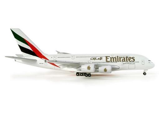 Emirates: Airbus A380-800 - 1:500