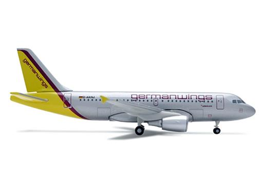 Germanwings: Airbus A319- 1:500