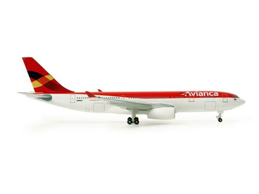 Avianca: Airbus A330-200 - 1:500