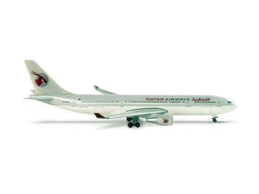 Qatar Airways: Airbus A330-200 - 1:500
