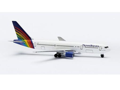 TransBrasil: Boeing 767-300 - 1:500