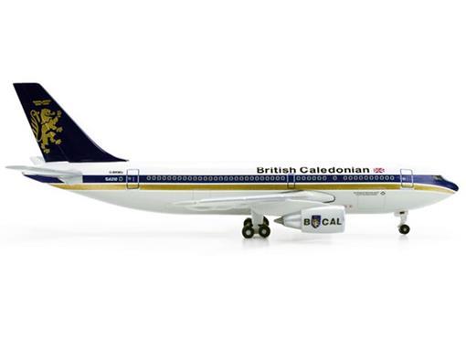 British Caledonian: Airbus A310-200 - 1:500