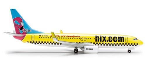 Hapag-Lloyd Express: Boeing 737-800 - 1:500