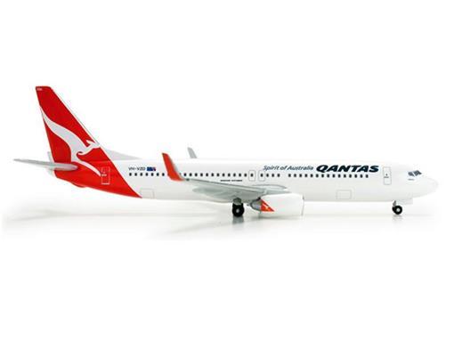 Qantas: Boeing 737-800 - 1:500 - Herpa