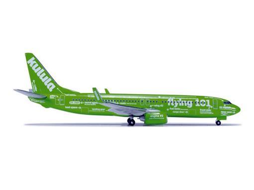 Kulula: Boeing 737-800 - 1:500