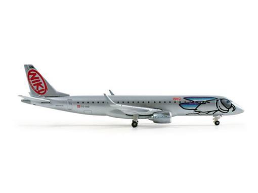FlyNiki: Embraer ERJ-190 - 1:500