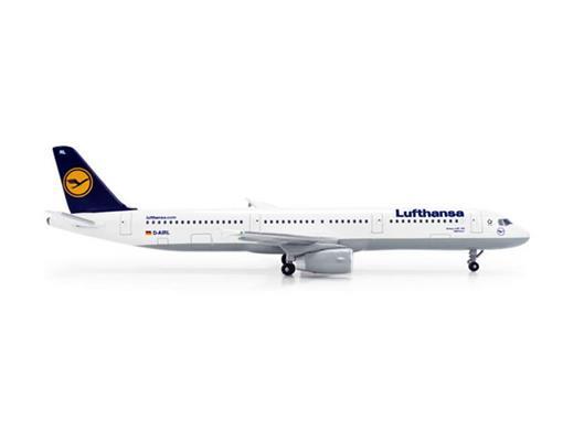 Lufthansa: Airbus A321-100 - 1:500