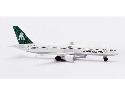 Mexicana Airlines: Boeing 757-200 - 1:500