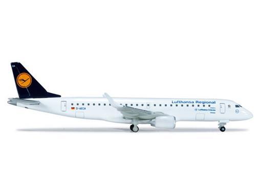 Lufthansa Regional: Embraer ERJ-190 - 1:500