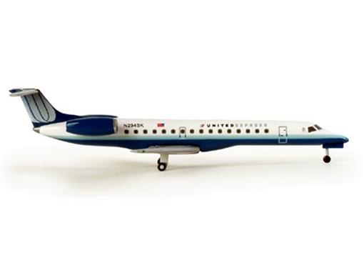 United Express: Embraer ERJ-145 - 1:500