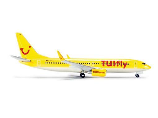 TUIfly: Boeing 737-800 - 1:500