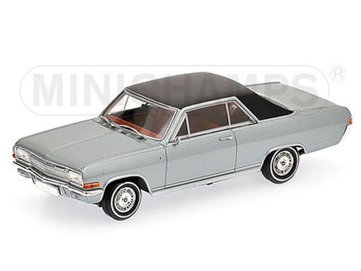 Opel: Diplomat V8 Coupé (1965) - Prata - 1:43