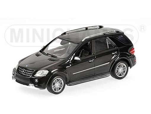 Mercedes Benz: ML63 AMG (2008) - 1:43