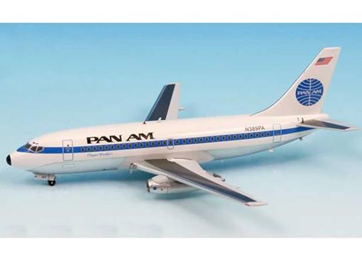 Pan Am-Clipper Templehof: Boeing 737-200 - 1:500