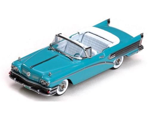 Buick: Special (1958) - Turquesa - 1:43