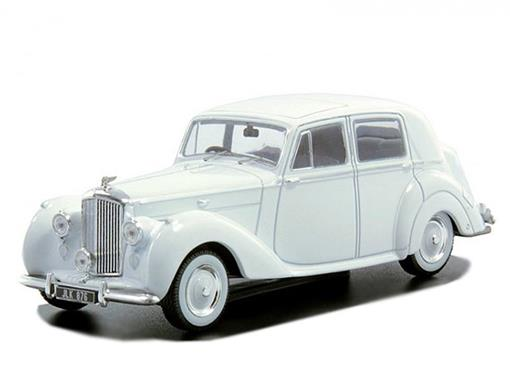 Bentley: MK VI (1950) - Branco - 1:43