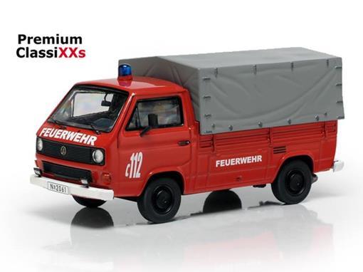 Volkswagen: T3b Pritschenwagen