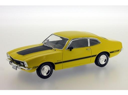 Ford: Maverick GT (1974) - Amarelo  - 1:43