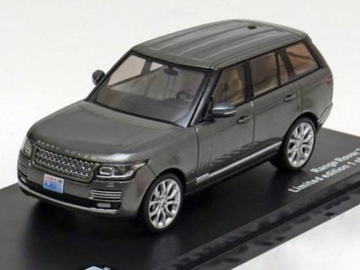 Land Rover: Range Rover L405 (2013) - Grafite - 1:43