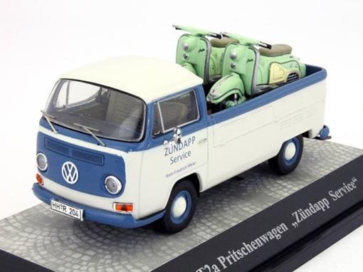 Volkswagen: T2a Kombi -