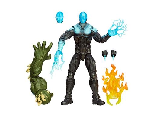 Boneco Marvels Electro - O Incrível Spider Man 2 - Marvel Legends - Hasbro