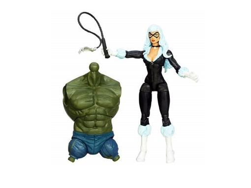 Boneco Skyline Sirens - Spider Man  - Marvel Legends - Hasbro
