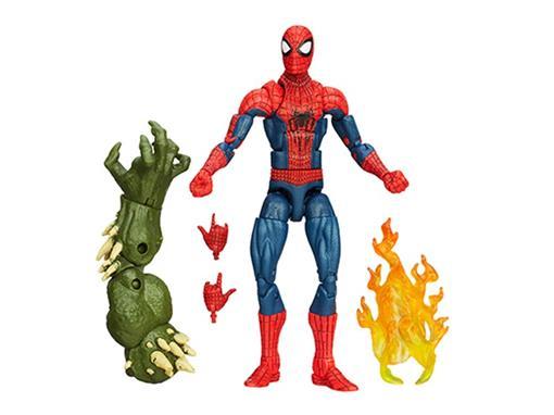 Boneco O Incrível Spider Man - Spider Man 2 - Marvel Legends - Hasbro