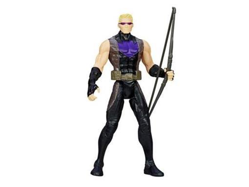 Boneco Marvel's Hawkeye - Avengers Assemble - 3.75