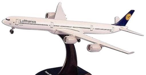 Airbus: A340-600 Lufthansa - 1:500